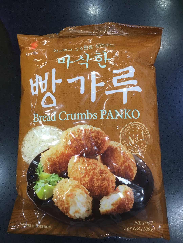 韓國麵包糠